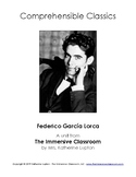 Federico García Lorca: Comprehensible Spanish Unit Distanc