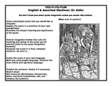 Fee Fie Fo Fum: A Handout for Binders (Quote Integration R