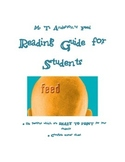 Feed M.T. Anderson Reading Guide