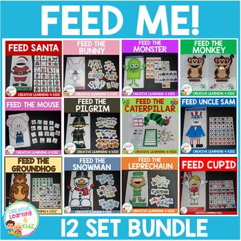 Feed Me! Bundle