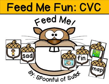 Feed Me Fun: CVC