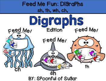 Feed Me Fun: Digraphs