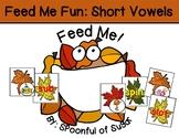 Feed Me Fun: Leaves (Short Vowels)