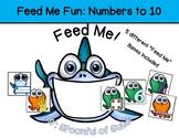 Feed Me Fun: Numbers to 10