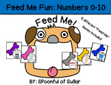 Feed Me Fun: Numbers to 10 (5 games in one!)