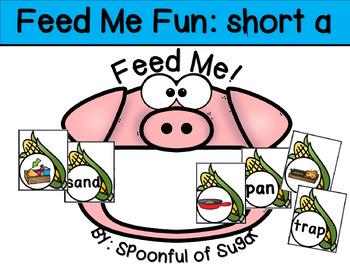 Feed Me Fun: Short A