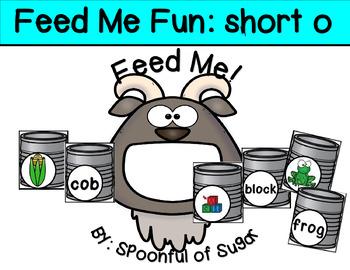 Feed Me Fun: Short O