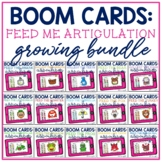 Feed Me Articulation Bundle #1 BOOM Cards™️