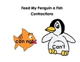 Feed My Penguin Contractions Literacy Center