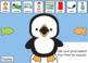 Feed Penguin R, Vocalic R & Blends Boom Cards | Articulation | Speech Therapy