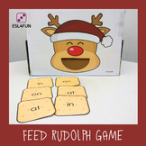 Feed Rudolph Game - Christmas Edition