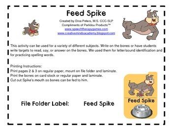 Feed Spike