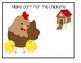 Playdough Mats - Feed The Animals