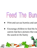 Feed The Bunny Initial Sound Activity