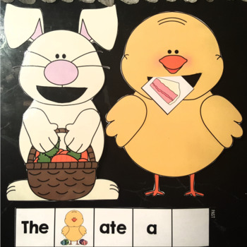Feed The Bunny and Chick