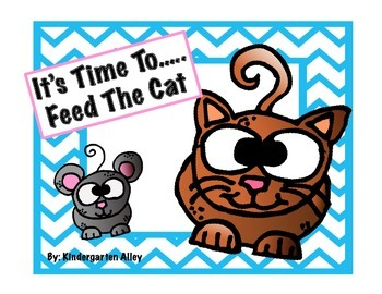 Feed The Cat Math Center