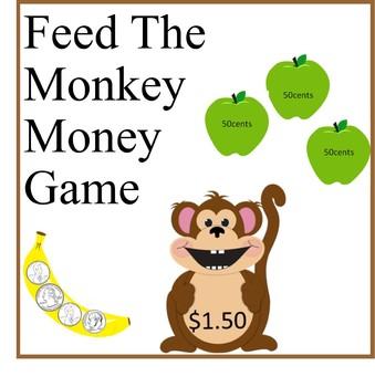 Feed The Monkey Money Game