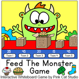 Review Game for any Subject - Interactive Whiteboard & Smartboard Game