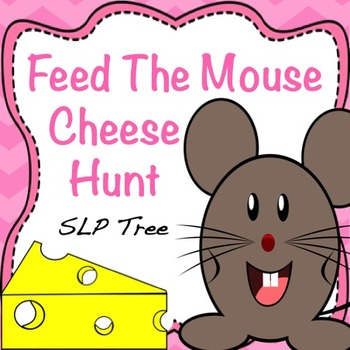 Where Questions with Visual Cues: Feed the Mouse