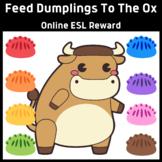 Feed The Ox Dumplings: Online ESL/ VIPKID Reward For Chinese New Year