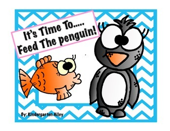 Feed The Penguin Math Center