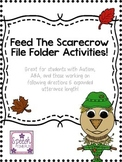 Feed The Scarecrow! (Great for students with Autism, ABA,