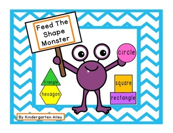 Feed The Shape Monster & More