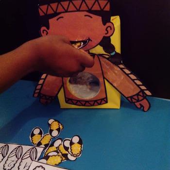 Feed Weetamoe - Native American Themed Beginning Math (sunnah Learners)