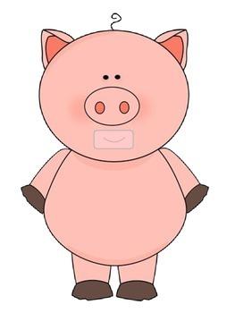 Feed a Pig a Pancake Articulation m&n