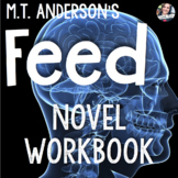 Feed by M.T. Anderson Novel Workbook