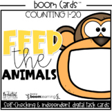 Feed the Animals: Counting 1-20