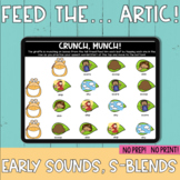 Feed the Animals Digital Articulation: Early Speech Sounds