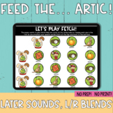 Feed the Animals Digital Articulation: Later Speech Sounds
