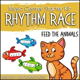 Music Center Starter - Feed the Animals Rhythm Race