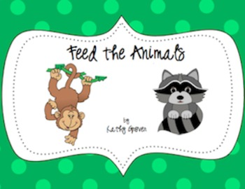 Feed the Animals--Reinforcer