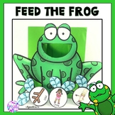 Spring Articulation Activity with Frogs
