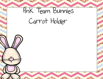 Feed the Bunnies Multiplication Game