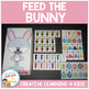 Feed the Bunny Easter Activity