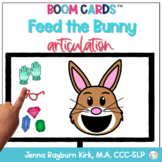Feed the Bunny Spring Easter Articulation: Boom Cards™️