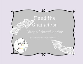 Feed the Chameleon- Shape Identification