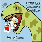 Feed the Dinosaur for Apraxia