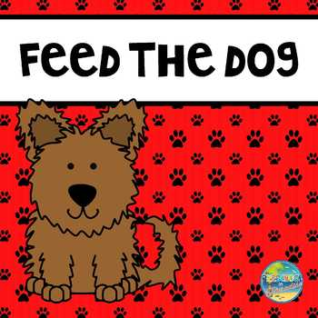 Feed the Dog--A Counting Activity Kit