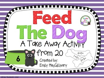 Feed the Dog: A Take Away (Subtraction) Game