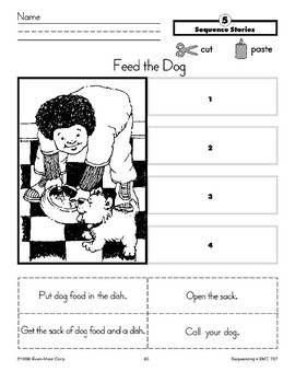 Feed the Dog (Sequence Stories)