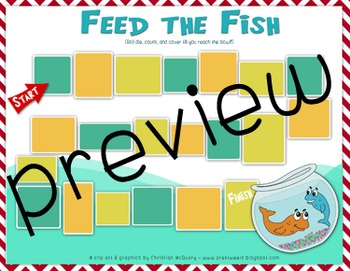 Feed the Fish Game
