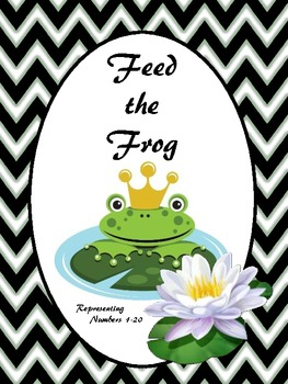 Feed the Frog Representing Numbers