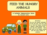 Feed the Hungry Animals - A Syllable Segmentation Game Com