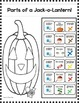 Feed the Jack-o-Lantern File Folder Activities: Great for Autism/ABA & more