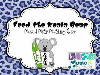 Feed the Koala- Meter Matching Game