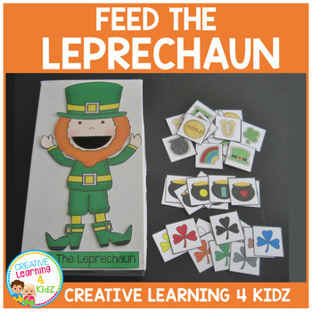 Feed the Leprechaun St. Patrick's Day